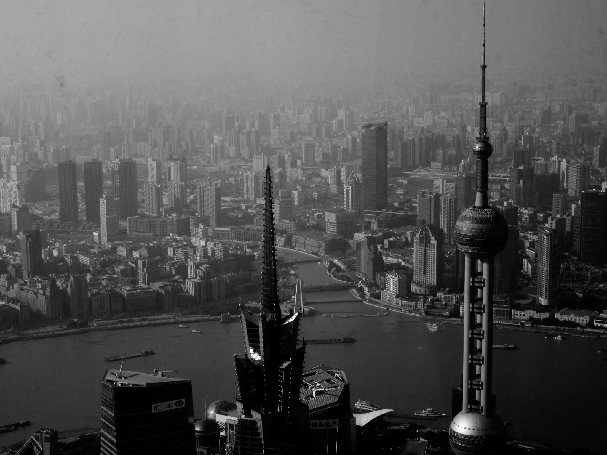 Shanghai- where you don't know if you're in Asia, Europe, or the future