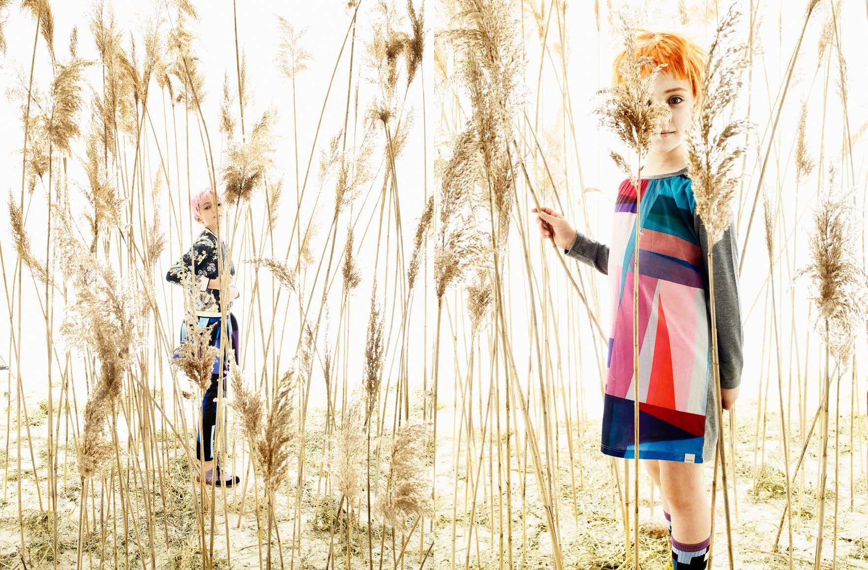 Bambini manga ~ Collezioni bambini n fields of colours ph luca manfredi st
