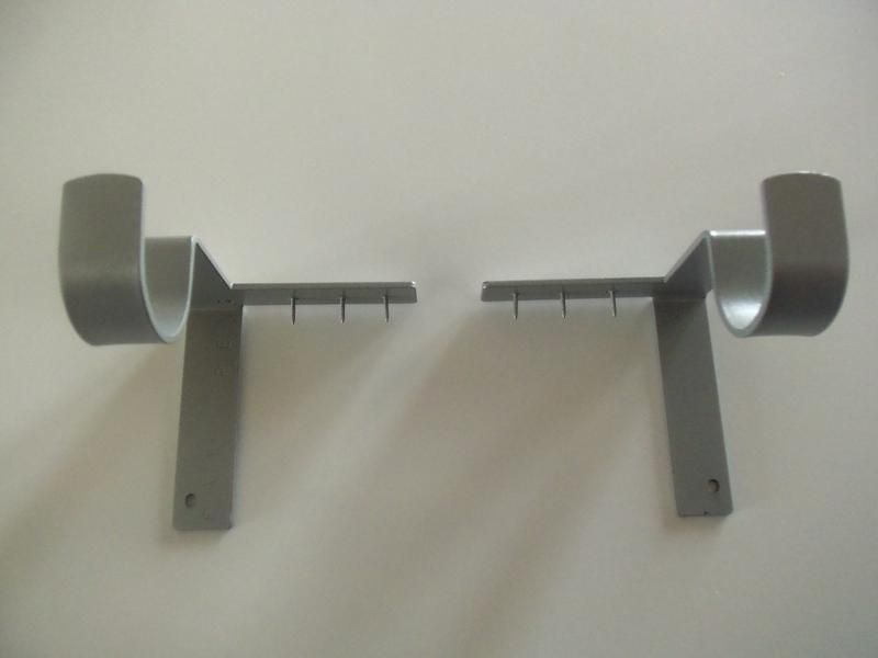 Screwless Curtain Rod Brackets Coming Soon Extension Brackets