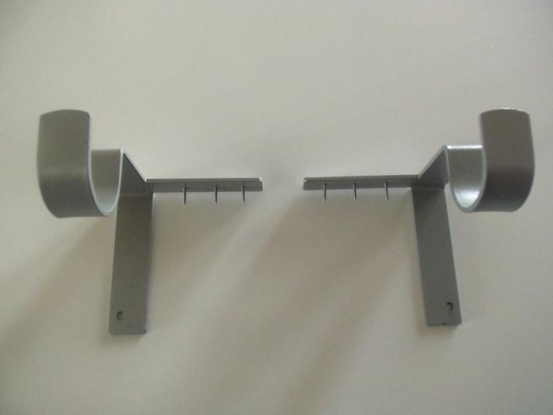 Screwless Curtain Rod Brackets Coming Soon Extension Brackets