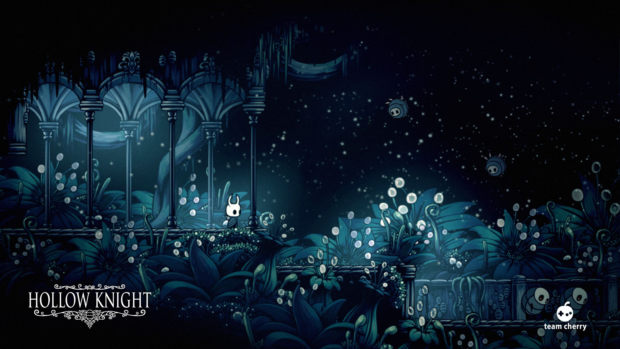 Hollow Knight Hd Wallpaper 2 2560 X 1440 Background Images Wallpaper Backgrounds Theme Background