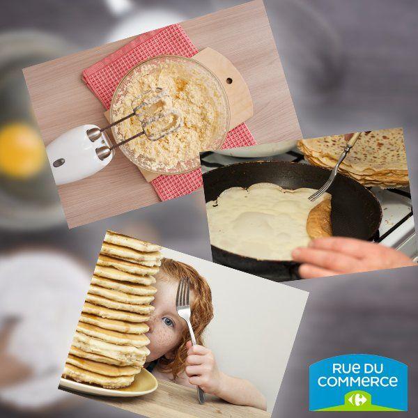 #AW @rueducommerce ➠ [ #CHANDELEUR ] C'est enfin le jour J pour faire sauter les #crêpes ! Bon appétit ! Humm .. ➠ http://tidd.ly/f2fc5471