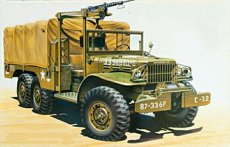Pin En Vehiculos Militares