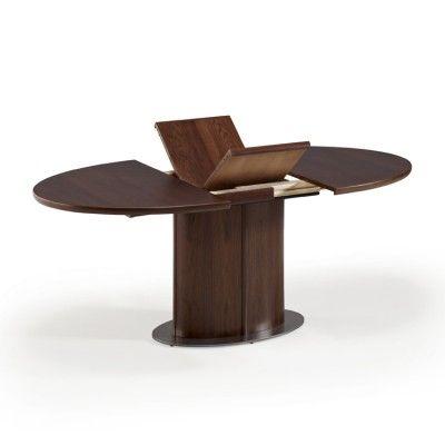 Walnut Extending Dining Table