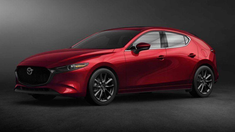 2020 Mazda3 Hatchback Starts At 24 620 A 100 Increase Mazda 3 Hatchback Mazda Cars Mazda Mazda3