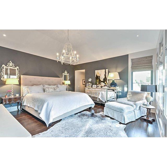25 Stunning Transitional Bedroom Design Ideas: Transitional Bedroom Design