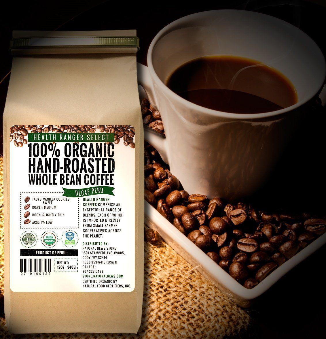 best organic whole bean coffee on amazon