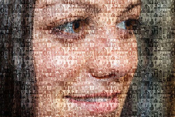 Cara Membuat Foto Mozaik Dengan Gimp Belajargimp Com Mosaik Photoshop Kanvas