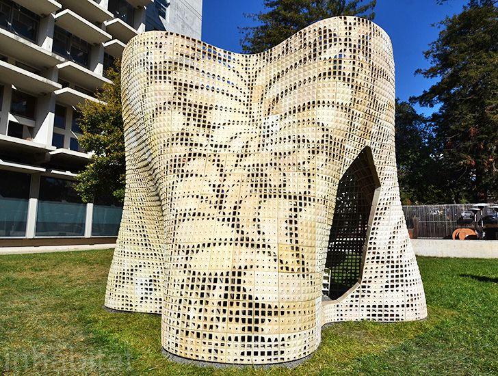 UC Berkeley unveils 3D-printed \