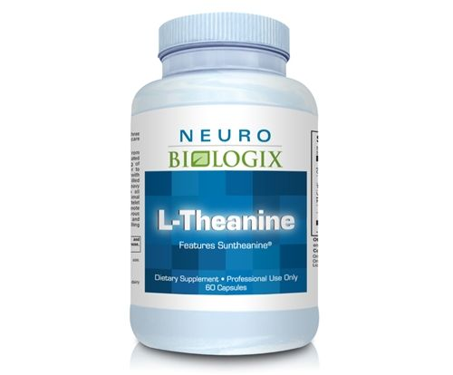 Stress Reducing Supplement | L-Theanine Supplement (With ...