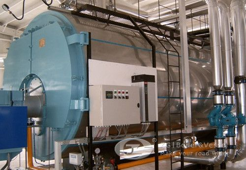 steam boiler success project, industrail hot water boiler project ...
