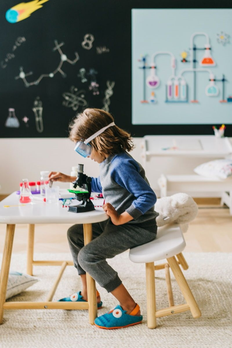 Little Inventors' Atmospheres from Zara Home- Petit & Small