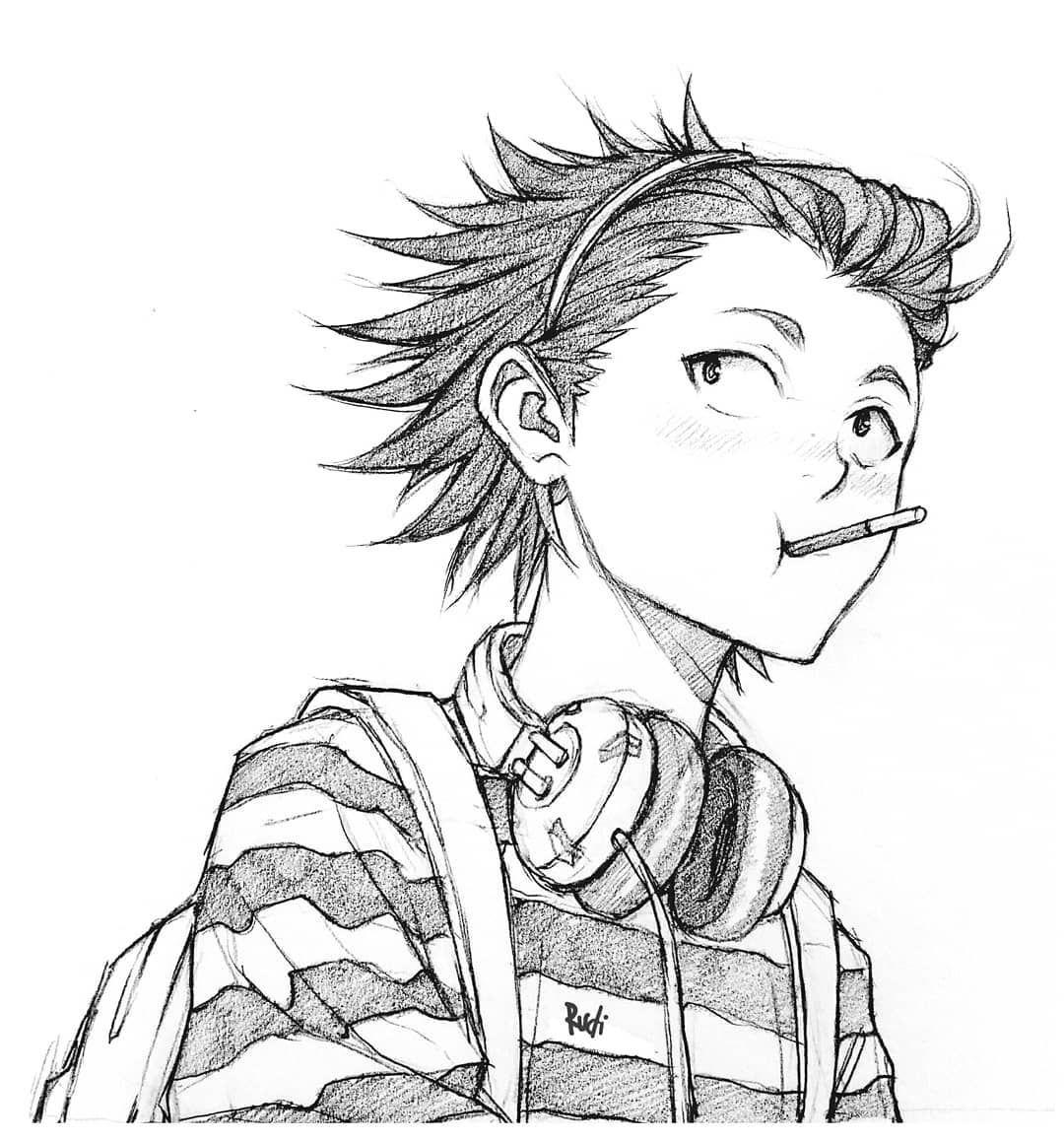 Fanart Udah Lama Nonton Anime Ini Tapi Tetep Aja Kisahnya Masih Membekas Karakternya Keren Keren Tapi Lupa Siapa Nama Da Anime Artwork Manga Art Pokemon Art