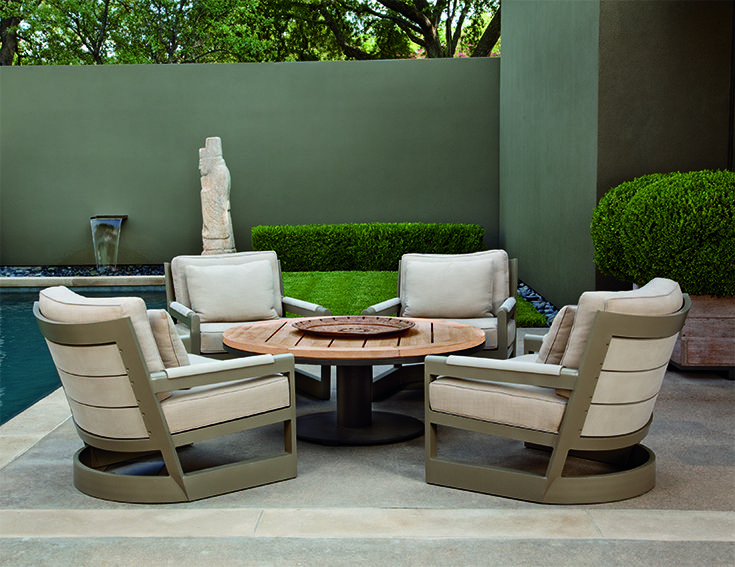 Great Lakes Sutherland Outdoor Dining Furniture Outdoor Dining