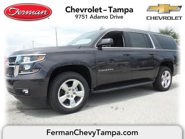 2015 Chevrolet Suburban Lt Tungsten Metallic 2wd Chevrolet Chevrolet Suburban New And Used Cars