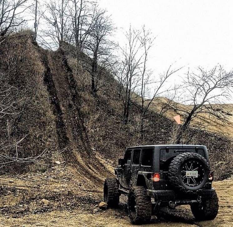 Hill Climb Trucks Offroad Jeep Jeep Wrangler