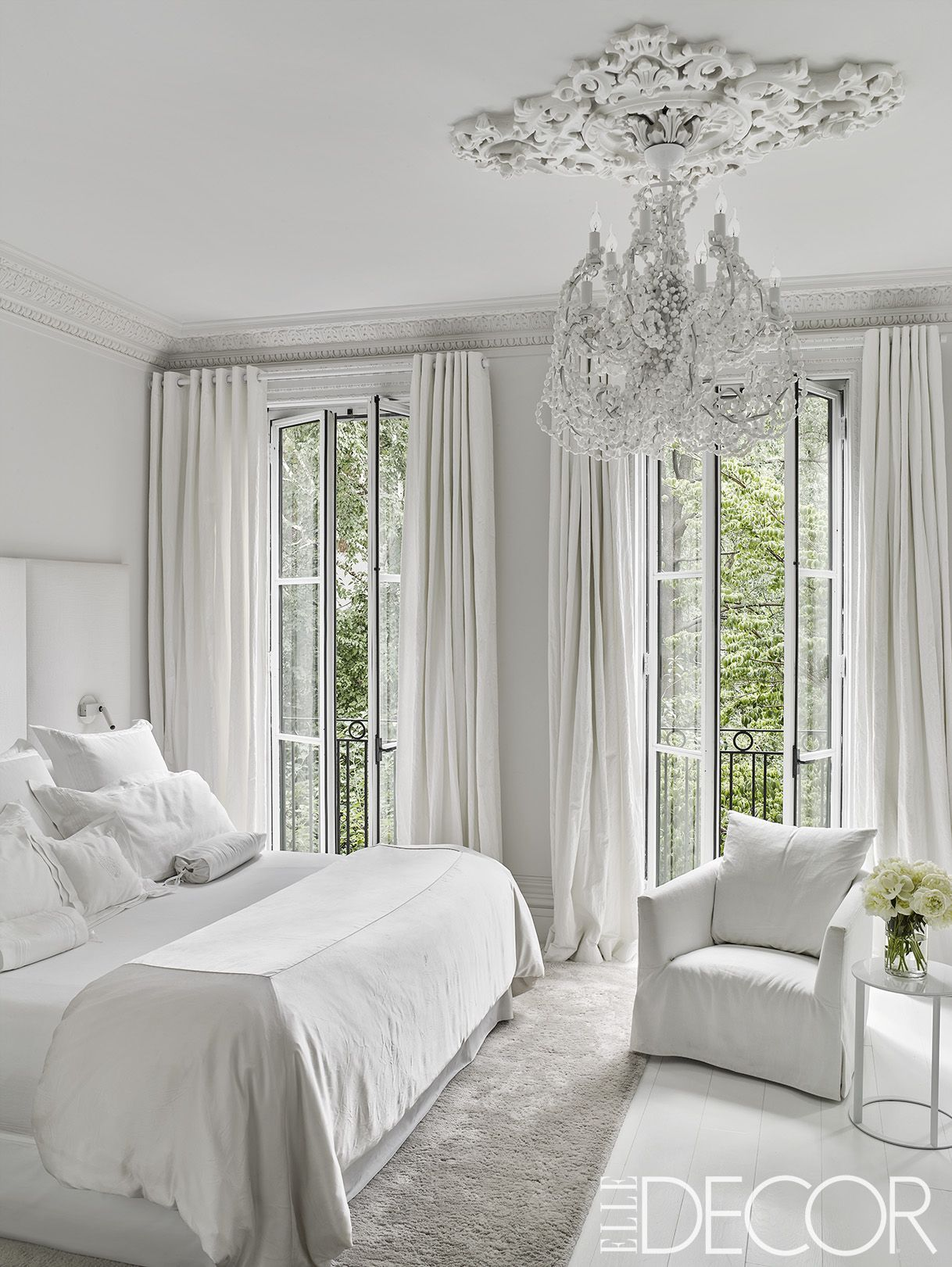 Pin On White Interiors White luxury room pictures
