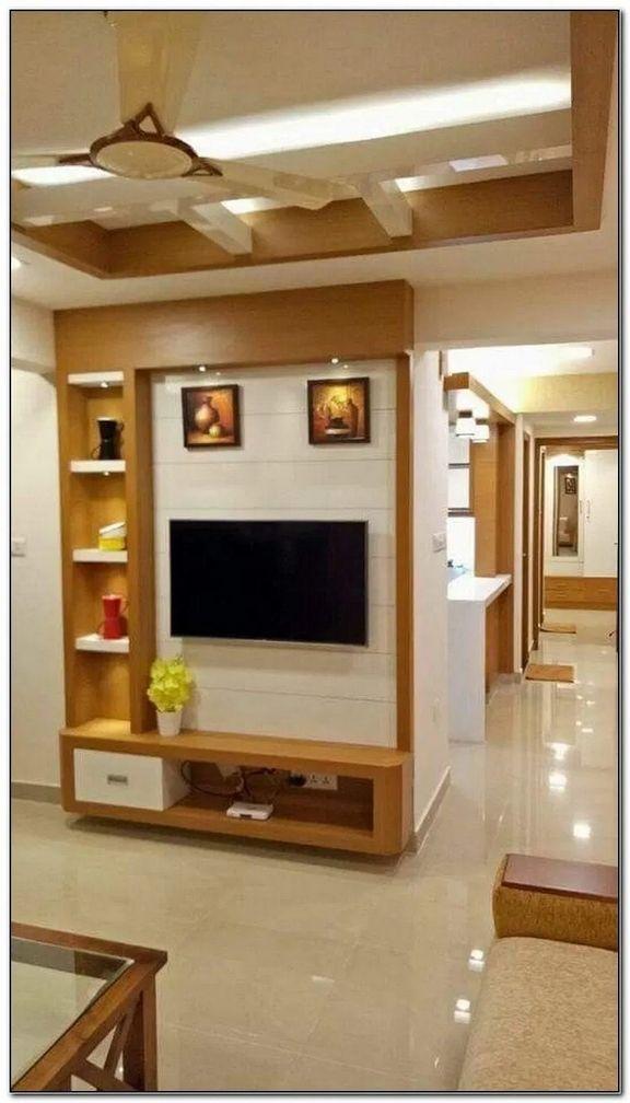 90 Perfect Tv Wall Design Ideas 76 In 2020 Modern Tv Units Living Room Tv Unit Designs Tv Unit Furniture Design #tv #cabinet #design #in #living #room