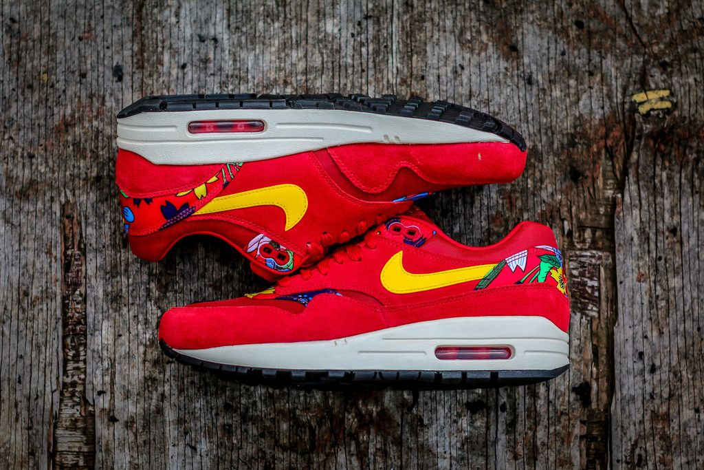 where can i buy nike air max 1 print red 1ec95 80a0d