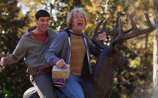 It didn't take a genius to figure out that Dumb and Dumber To was going to rally Friday with an estimated $13.9 million.  However, industry bean counters think that the Jim Carrey and Jeff Daniels ...
