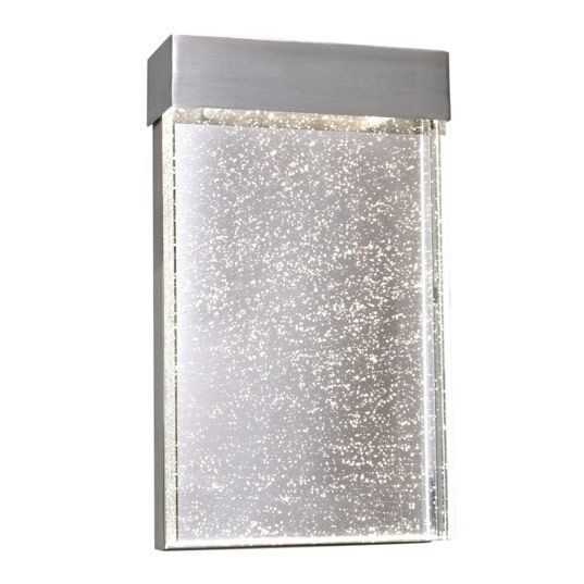 Maxim Moda Exterior Click For More Details Specs Bubble Glass Wall Sconces Led Outdoor Wall Lights