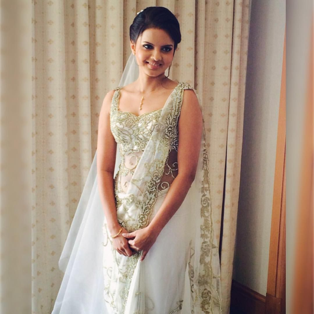 Ibride by indi bridal designer on instagram srilankan for Wedding party dresses in sri lanka