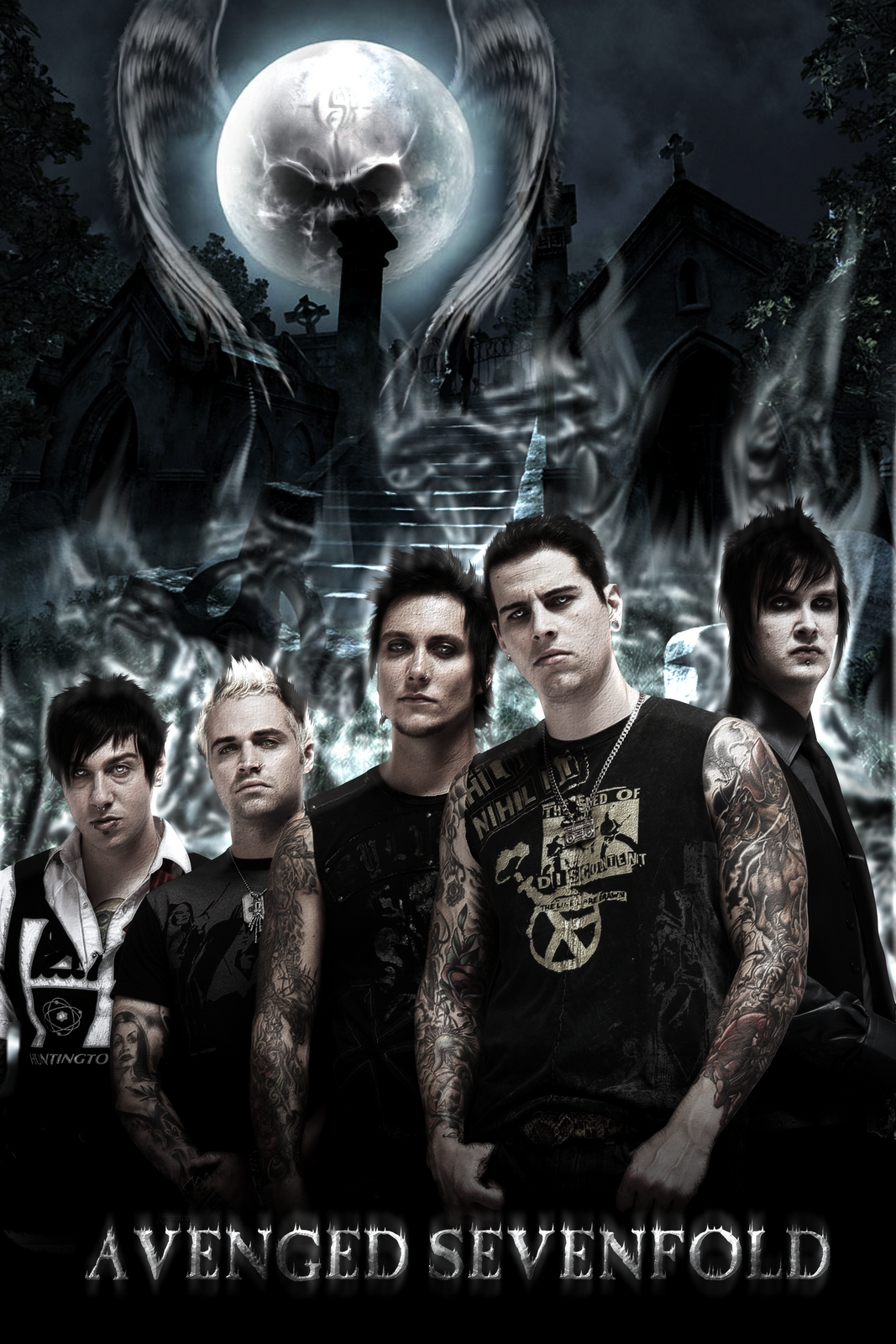 Avenged Sevenfold hail to the king album so perfectly ...