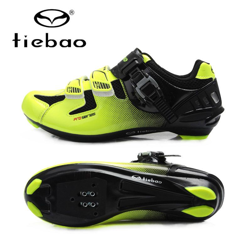 Cheap bike road shoes, Buy Quality shoe beautiful directly from China bike hub Suppliers:               Tiebao New Tiebao Bycle Racing Sports Road Cycling Shoes Breathable Athlet MTB Road Bike Auto-lock Sh