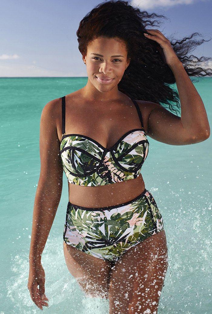 Swim Sexy The Madame Everglade Underwire Bikini Swim