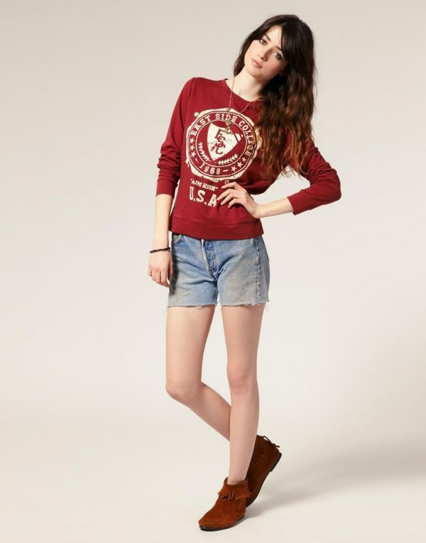2015 casual clothing teens | Casual smart clothes instead of teenage girls | Teen Fashion ...