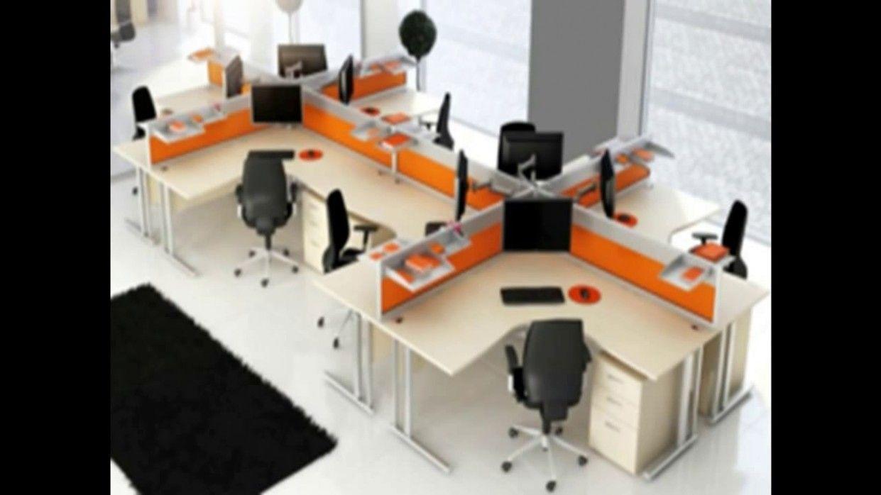 Contoh Gambar Tata Ruang Kantor Terbuka 2021
