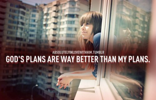 """:) Jeremiah 29:11 """"For I know the plans I have for you,"""" declares the Lord, """"plans to prosper you and not to harm you, plans to give you hope and a future."""""""