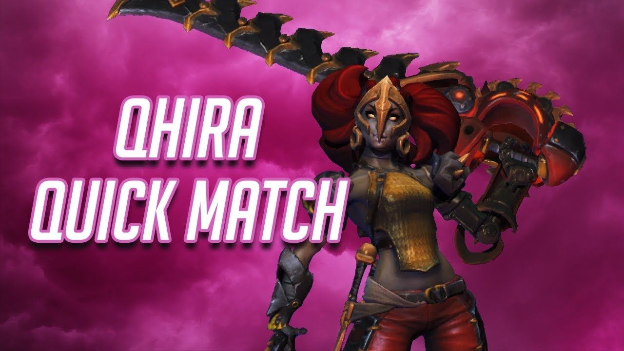 Qhira Quick Match Heroes Of The Storm Gameplay Heroes Of The Storm Hero Gameplay It also meant there was less data being. qhira quick match heroes of the storm