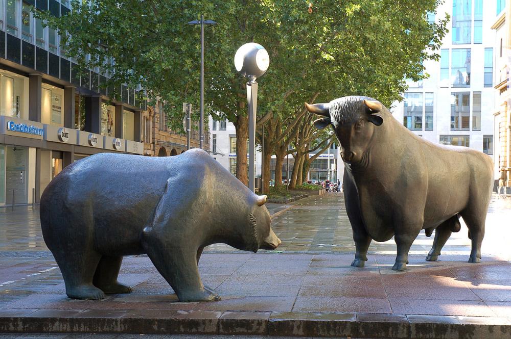 Bulle frankfurt stock exchange reinhard dachlauer