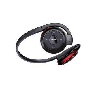 Nokia Bh 503 Bluetooth Headset Black Red Onlineshop Onlineshopping Lazadaphilippines Laz Bluetooth Headset Bluetooth Headphones Wireless Black Headphones