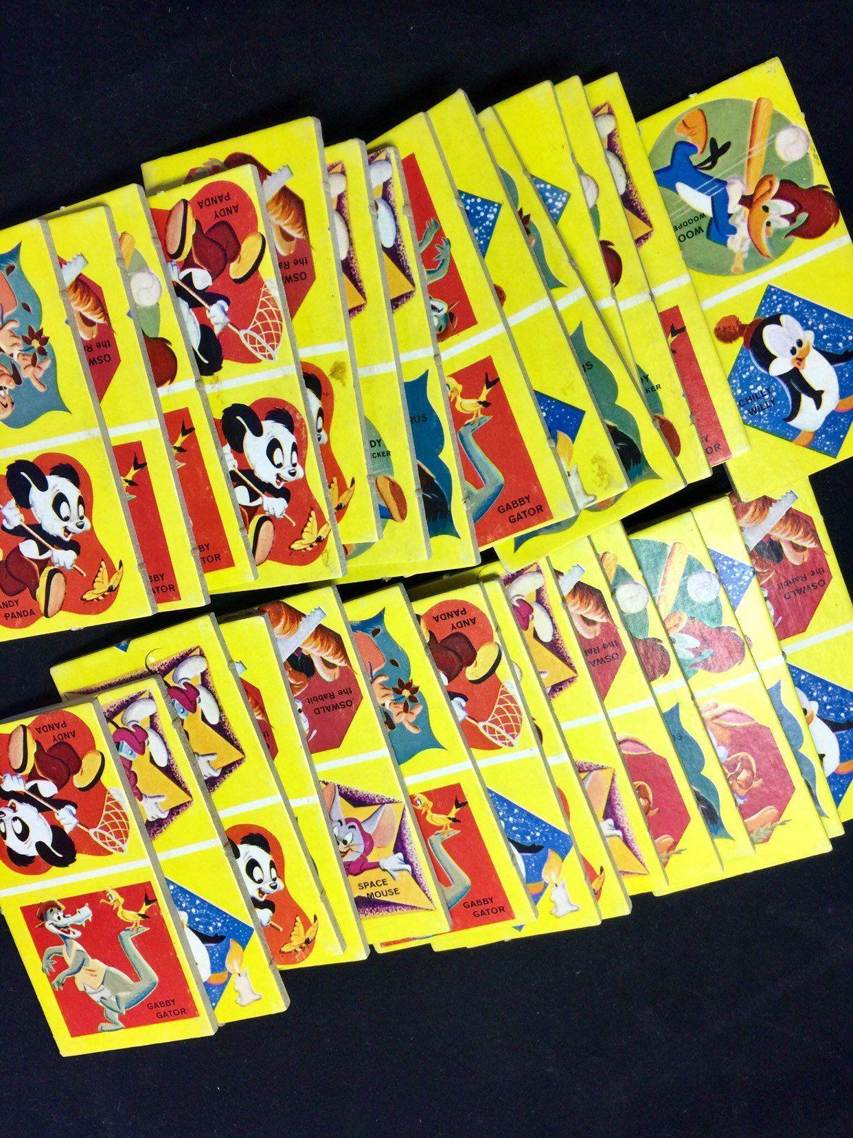 Woodpecker Game, Old Dominos Game, Animal Dominos, Kids