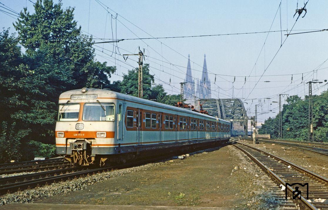 S Bahn Köln Bergisch Gladbach