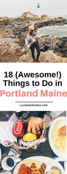 18 Awesome Things To Do in Portland, Maine #travelengland
