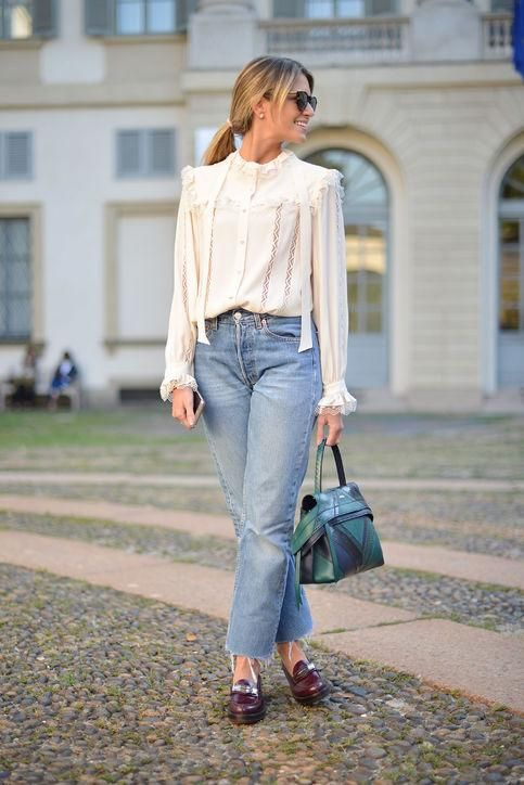 0971299ea01f 15 Incredibly Cool New Ways to Wear Your Favorite Jeans Right Now ...