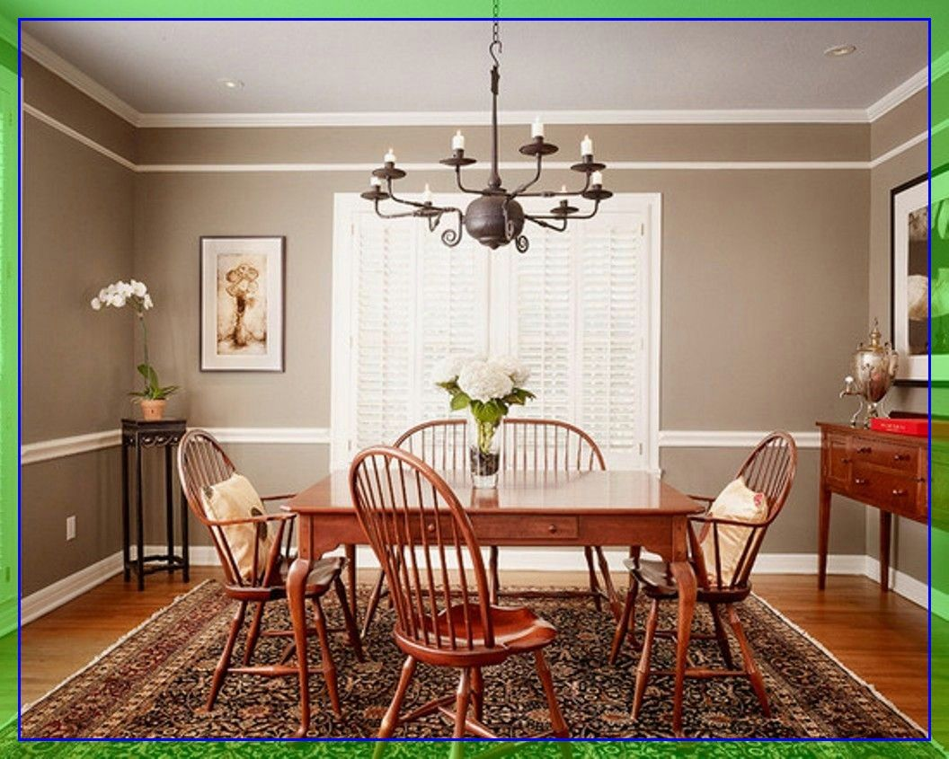 9+ Dining Room Chair Rail   MAGZHOUSE