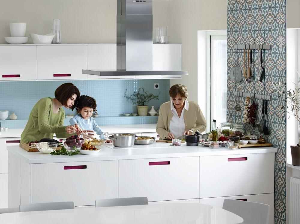 La nuova cucina METOD:MÄRSTA | CASA | Pinterest | Cucina