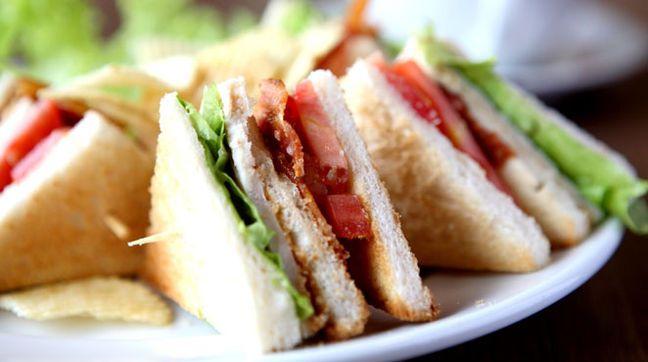 Nicht nur für zwischendurch: das Club Sandwich