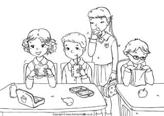 School Colouring Pages School Coloring Pages Coloring Pages