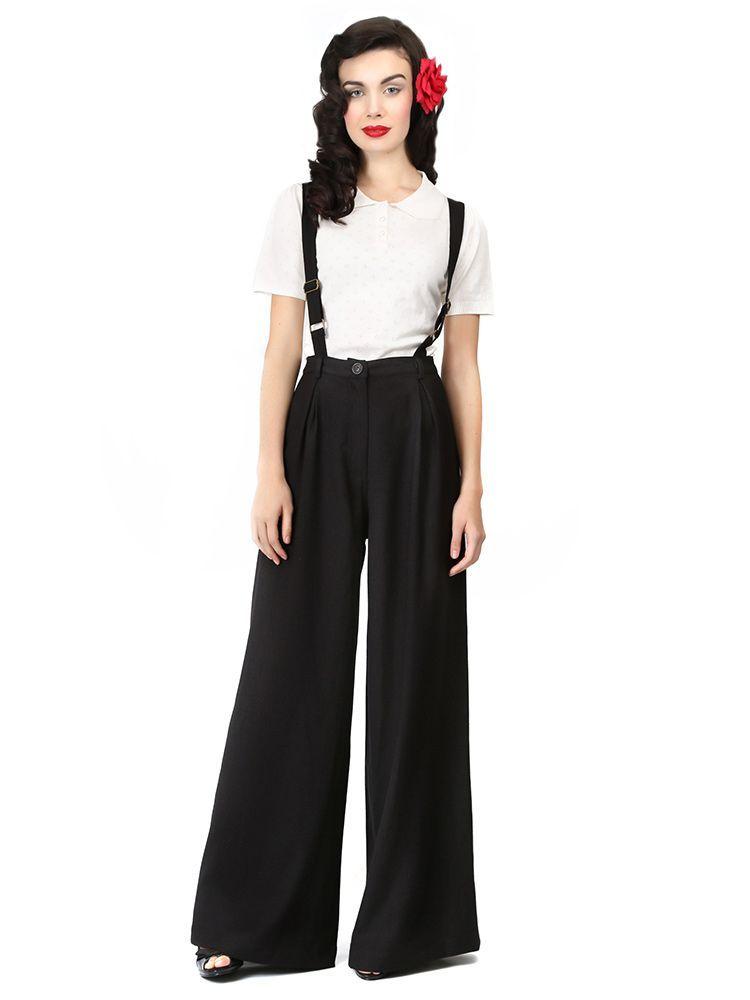 The Glenda Swing Trousers will make you feel like you have ...