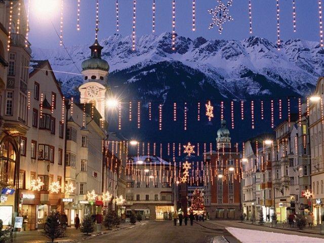 Christmas In Austria Holidays.Imst Austria European Christmas Noel Paques Around