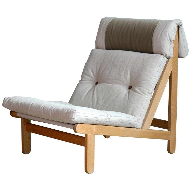 Brilliant Danish 1960S Rag Chair In Oak By Bernt Petersen For Chiang Unemploymentrelief Wooden Chair Designs For Living Room Unemploymentrelieforg