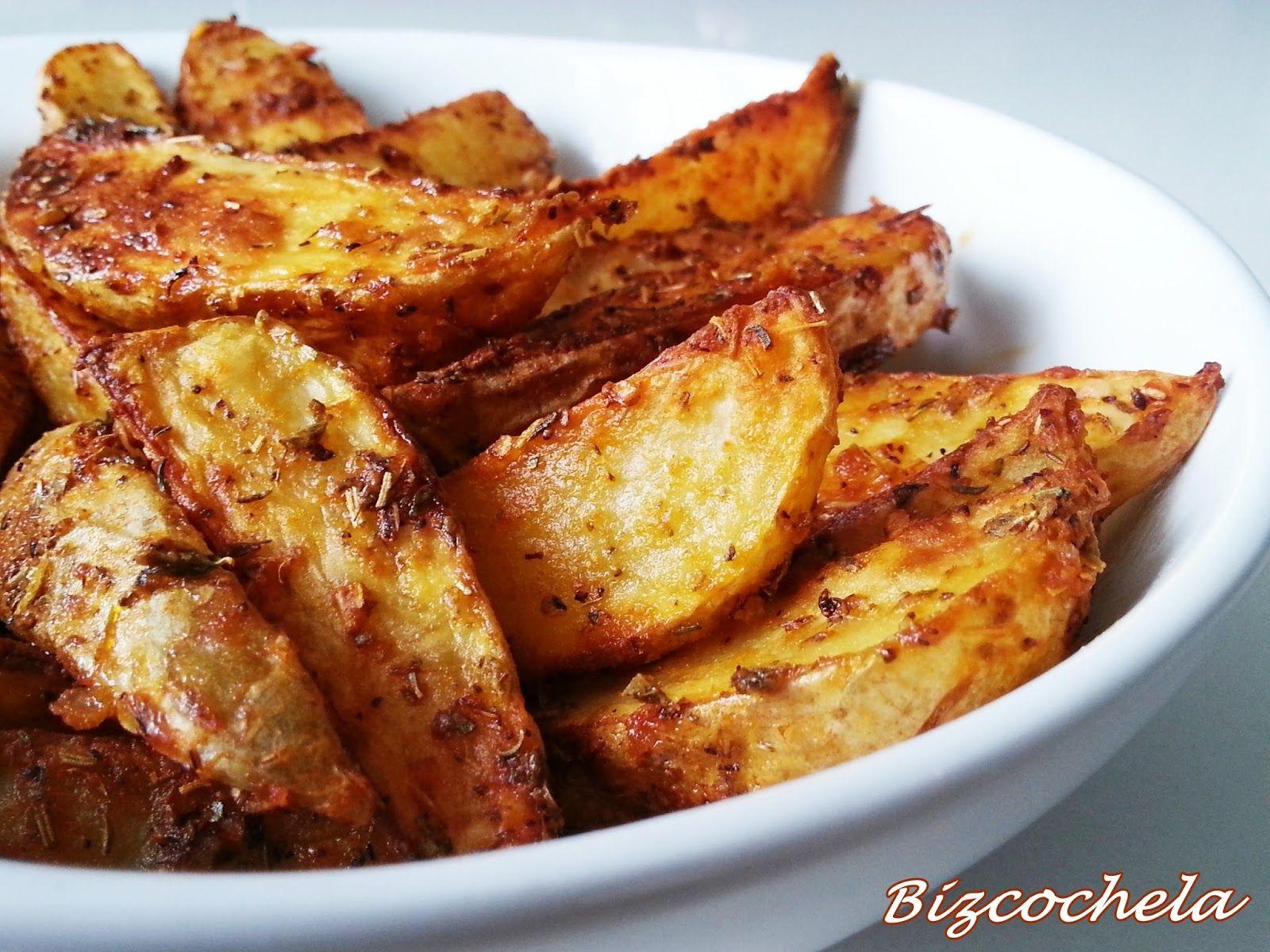 Recetas y a cocinar se ha dicho patatas de luxe o for Cocinar patatas al horno