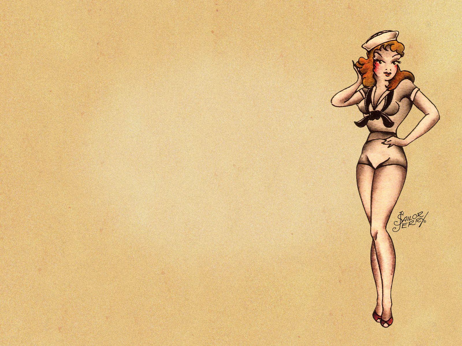 83 best SAILOR JERRY images on Pinterest | Sailor jerry tattoos ...