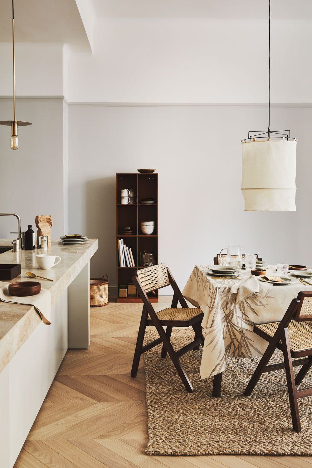 Photo of A Modern Mediterranean Style with Refined Scandinavian Influences – Nordic Design