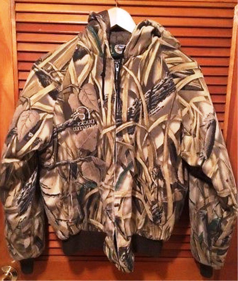 0ac5a6bfc0f1b nice Ducks Unlimited Camo Jacket | Jacket | Camo jacket, Jackets, Camo